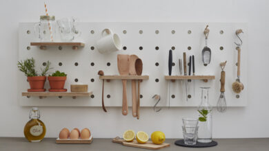 Photo of Declutter with Kitchen Storage