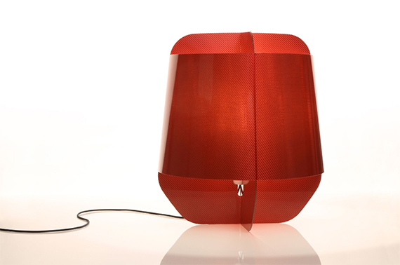 formula one inspired lamp