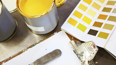 Photo of 5 ways to cheer up your home with yellow