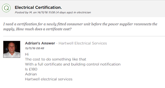 electrical-certificate-question