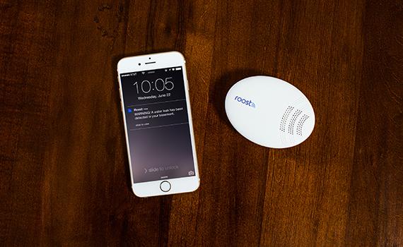 smartphone-water-detector