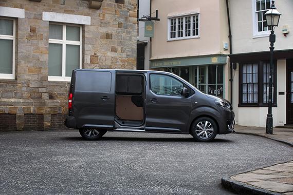 black-van