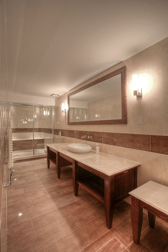 converted-basement-into-bathroom