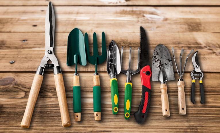 Hand Gardening Tools