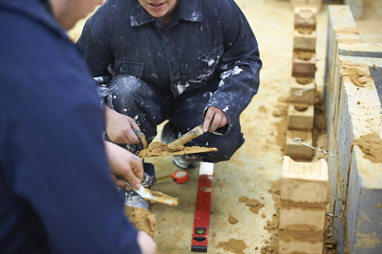 bricklaying apprenticeship training