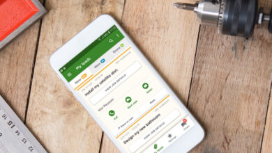 Photo of It's easy to manage your leads using the Trades app
