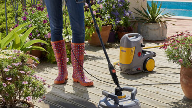 pressure washer and cleaner