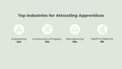 Photo of Career paths: apprenticeships vs. university