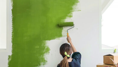 Photo of Wall painting ideas to revamp your home