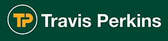 Building merchants: Travis Perkins logo