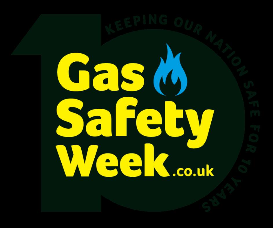 Gas Safety Week 2020 logo