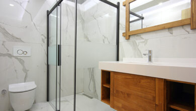 Photo of The pros and cons of walk-in showers