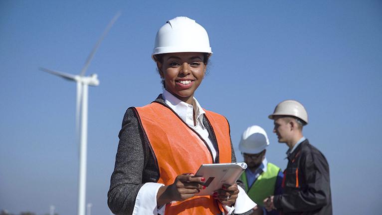 Wind energy engineer or technician