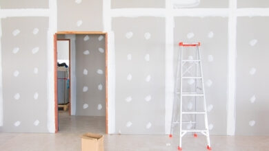 Photo of What's the difference between a load-bearing wall and a stud partition wall?
