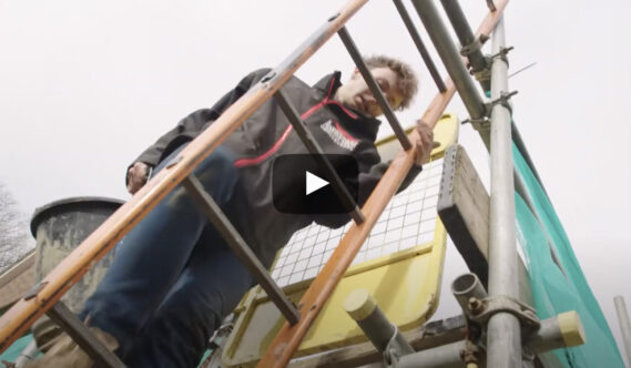 Video: Roofing story with Joe and Mike