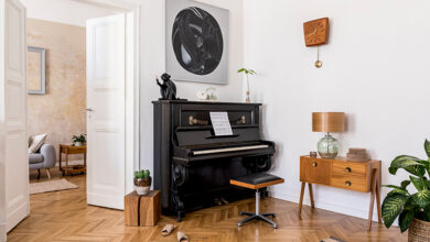 Photo of How to incorporate a piano into your home decor