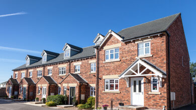 Photo of Most new homes now rated as highly energy efficient