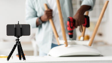 Photo of Social media videos: Ideas and tips for tradespeople