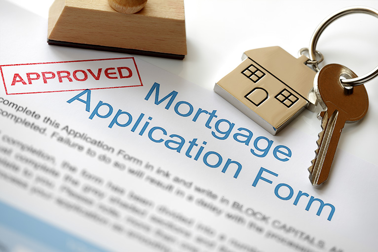 Approved mortgage application letter